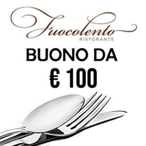 Buono spesa da 100 €