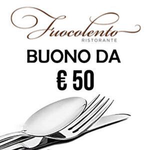 Buono spesa da 50 €